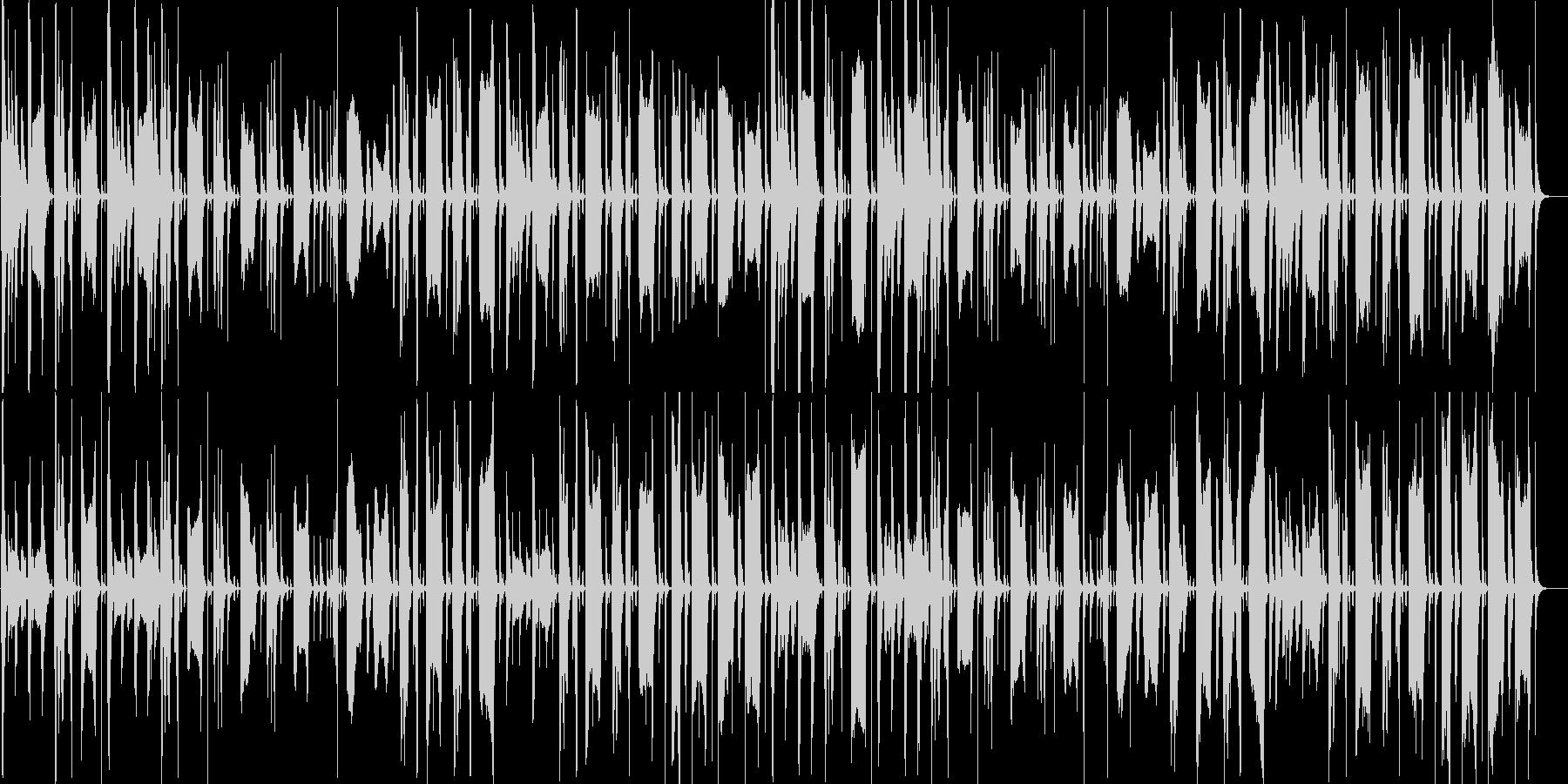 脱力&まぬけな日常会話1/ショートverの未再生の波形
