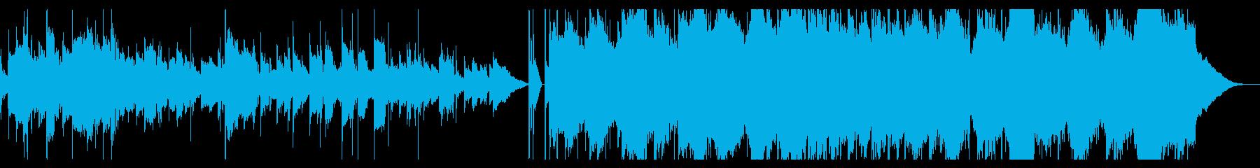 リラックス ゆったりしたチルアウトその3の再生済みの波形