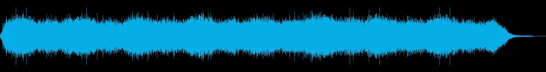 背景音 洞窟 3の再生済みの波形