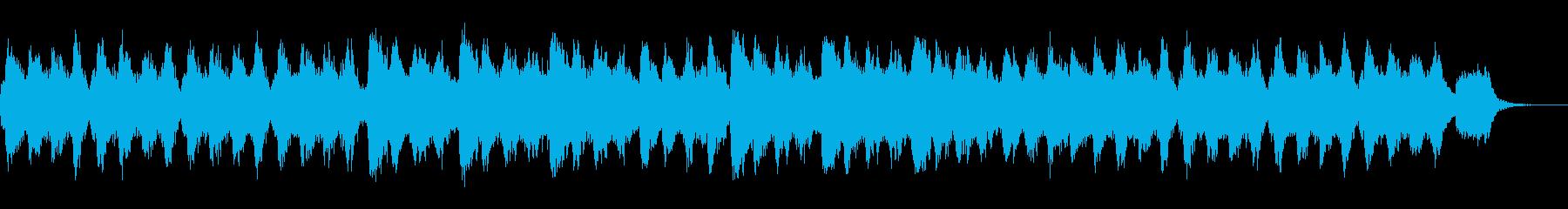 ハリウッド「短くて壮大」オーケストラeの再生済みの波形