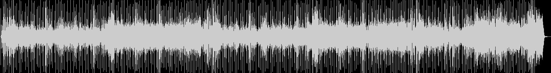 ゆったりとした70'sニューミュージックの未再生の波形