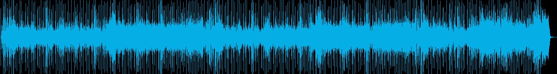 ゆったりとした70'sニューミュージックの再生済みの波形