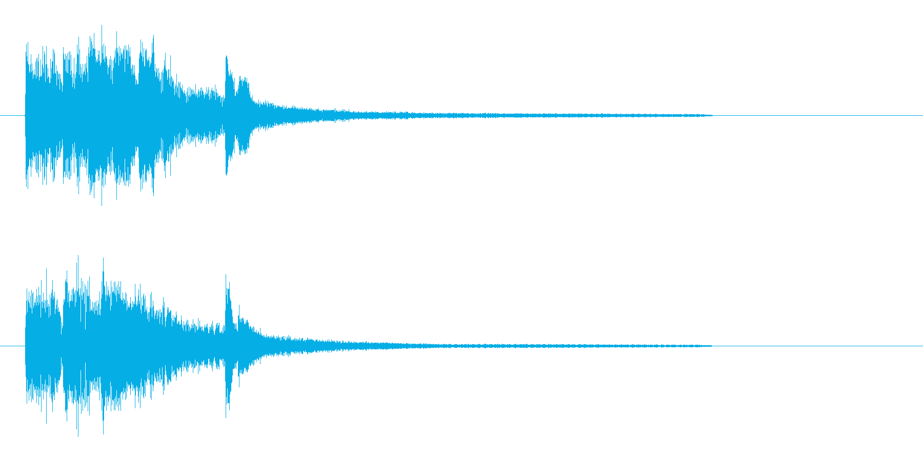 ジングル:TECH系・IT系11の再生済みの波形