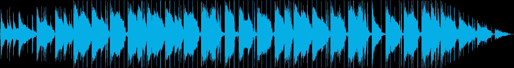 Lofi Hiphop/リラックスBGMの再生済みの波形