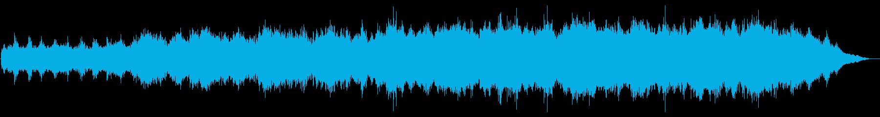 きらめく音色 ヒーリング アンビエントの再生済みの波形