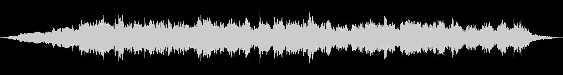 ドローン ベル01の未再生の波形