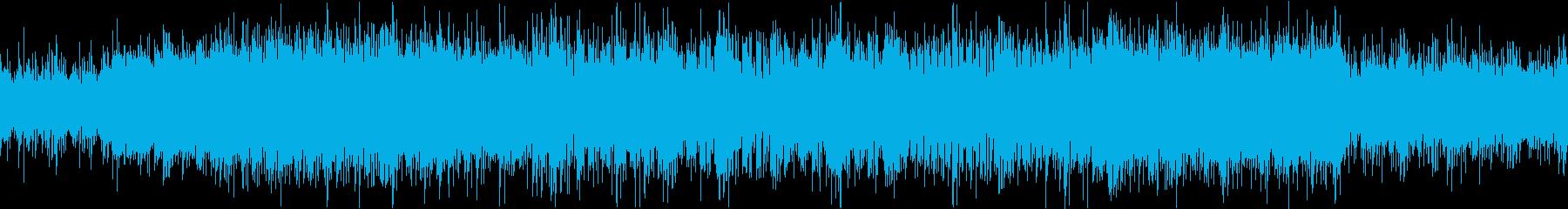 ファンタジーRPGなどで使える神秘的な…の再生済みの波形