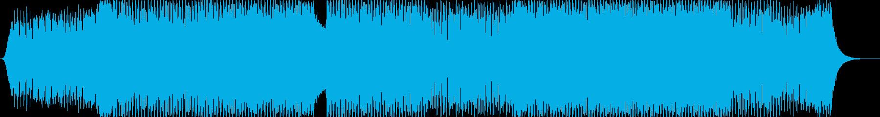 法人 アクション 楽しげ ハイテク...の再生済みの波形