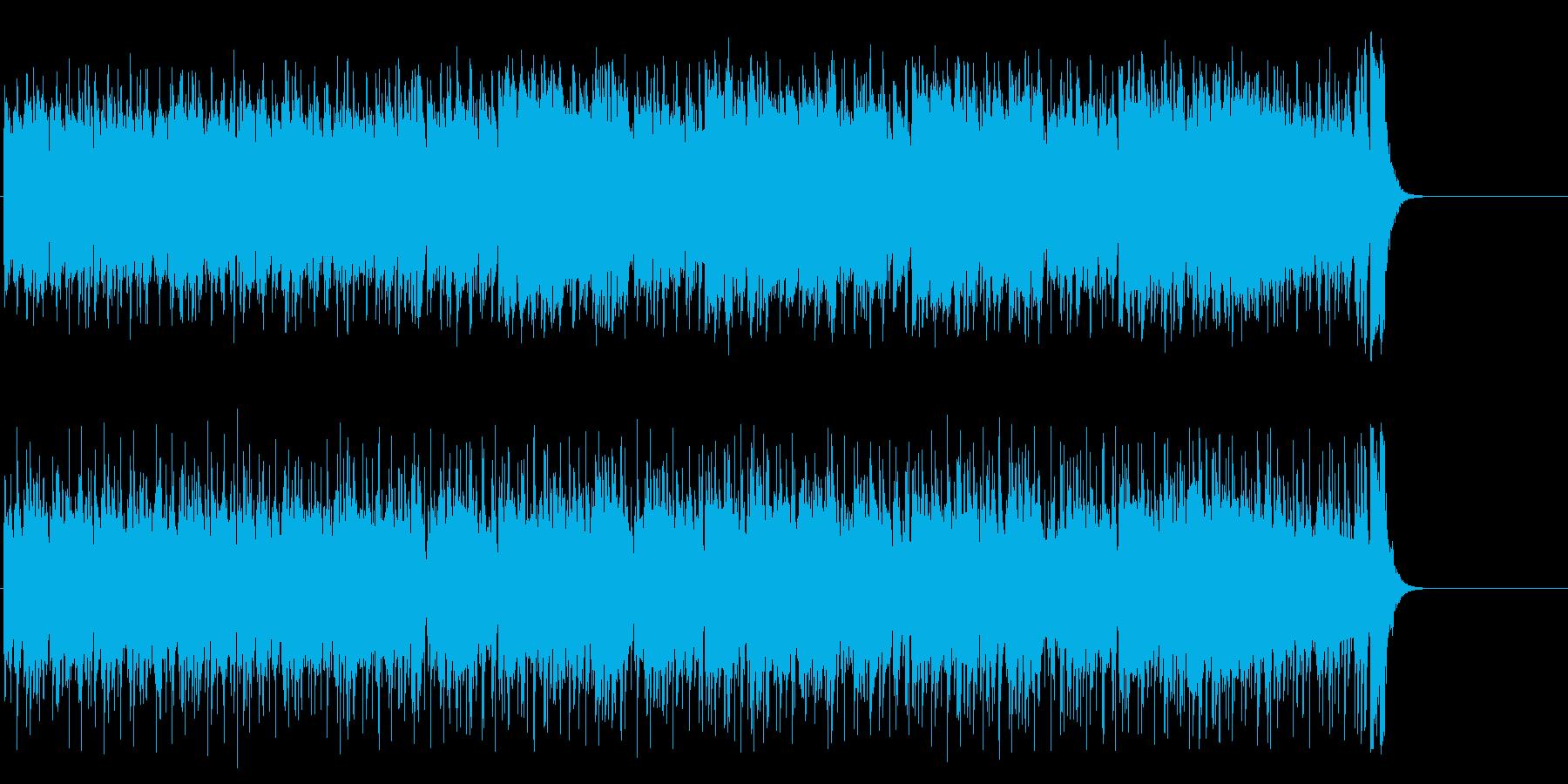 フレッシュ気分のポップ(イントロ~A…)の再生済みの波形