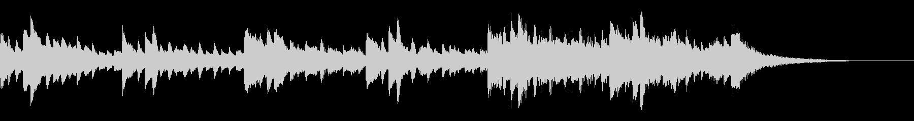 現代の交響曲 前衛交響曲 ポジティ...の未再生の波形
