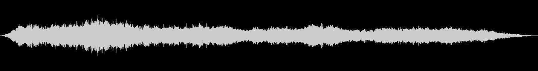 ダークドミニオンの未再生の波形