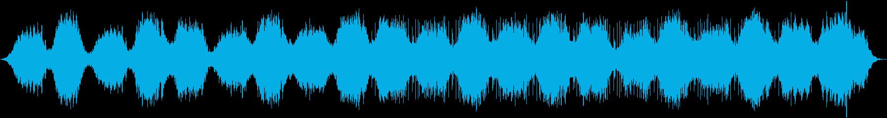 エレクトロニック 説明的 平和 ア...の再生済みの波形