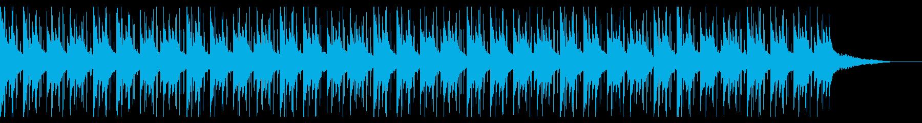 ほのぼの  Lo-fi Hiphop の再生済みの波形