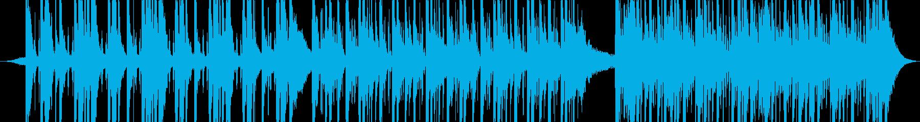 ワールド 民族 ポップ ロック 代...の再生済みの波形