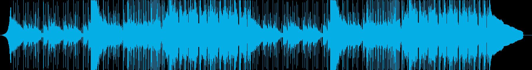 クールでスタイリッシュなHipHopの再生済みの波形