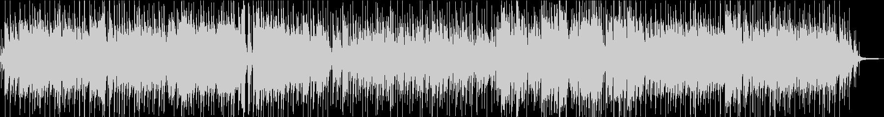 優しく軽快なトランペットジャズワルツの未再生の波形