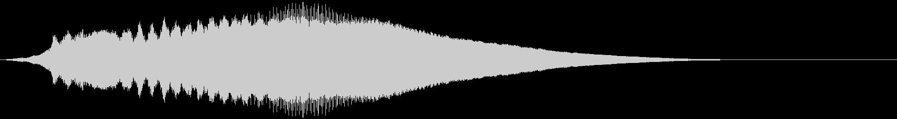 【ホラー】SFX_16 不安がよぎるの未再生の波形