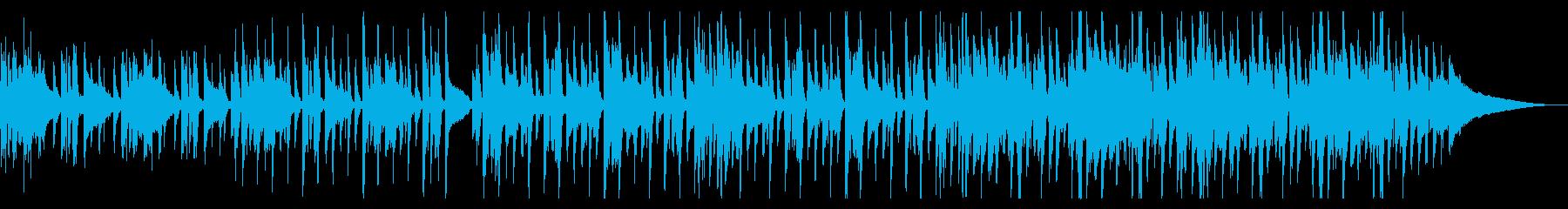 爽やかなハウス_3の再生済みの波形