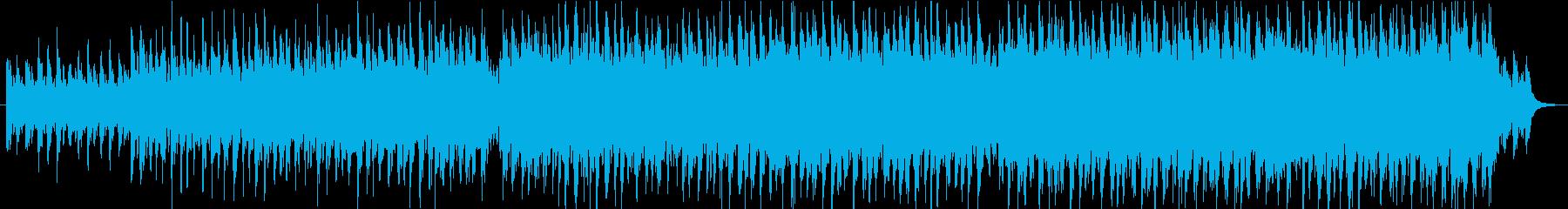 Epic感のあるミニマル室内楽の再生済みの波形