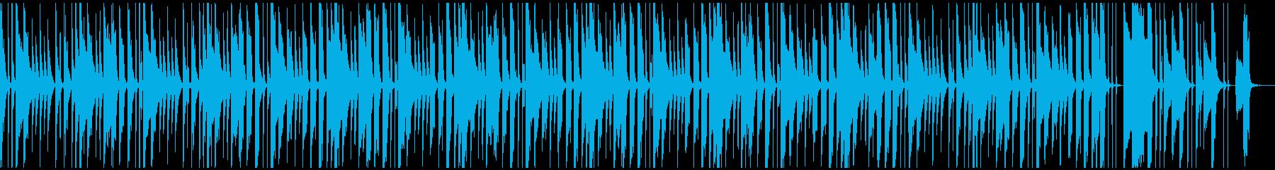 小人のクイズ(ショート版)の再生済みの波形