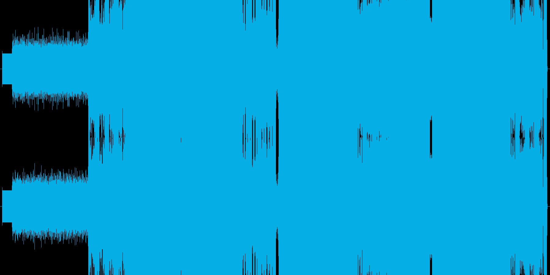 ヘッドフォン・ララバイの再生済みの波形