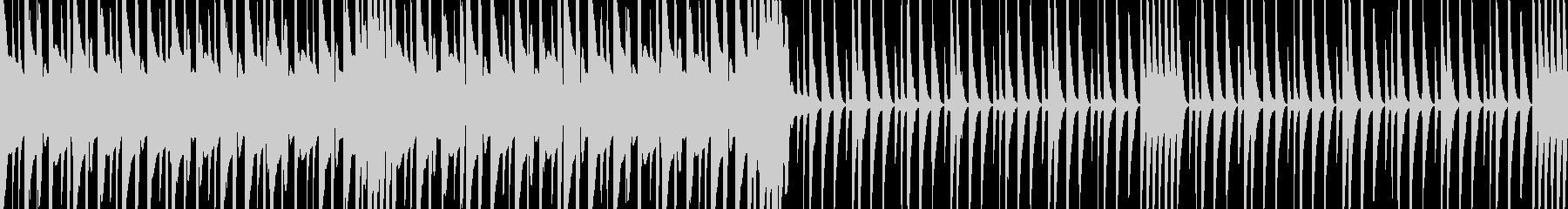 【Loop】Acid beatの未再生の波形