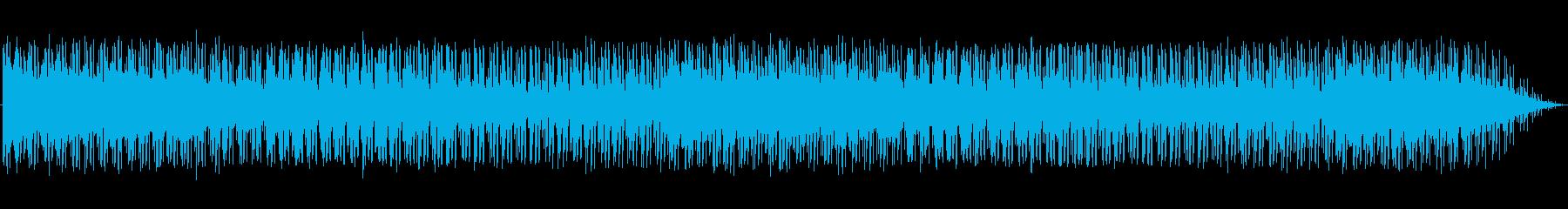 ポップ。広いパノラマ。の再生済みの波形