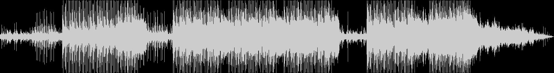 レトロ・ジャジーでチルLoFiなBGMの未再生の波形