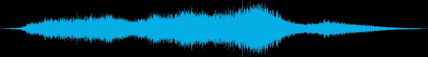 【終末期】 ポストアポカリプスな世界_3の再生済みの波形