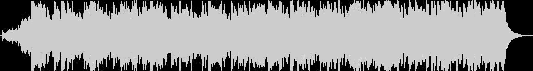感動シネマティックエピックオーケストラdの未再生の波形