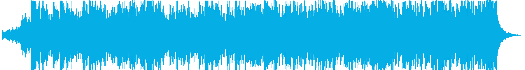 感動シネマティックエピックオーケストラdの再生済みの波形
