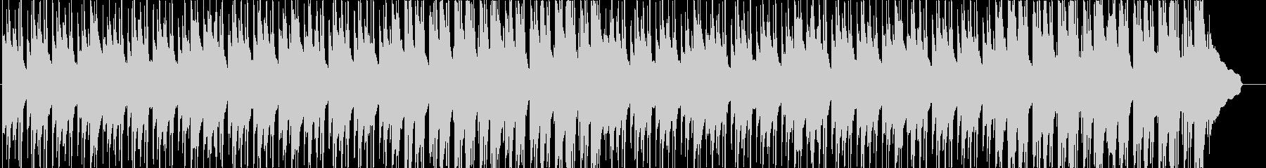 手拍子でポップなわくわくするイメージの未再生の波形