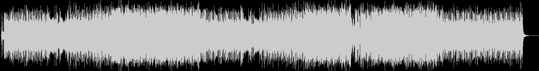 HARDROCK・HEAVY 激 288の未再生の波形