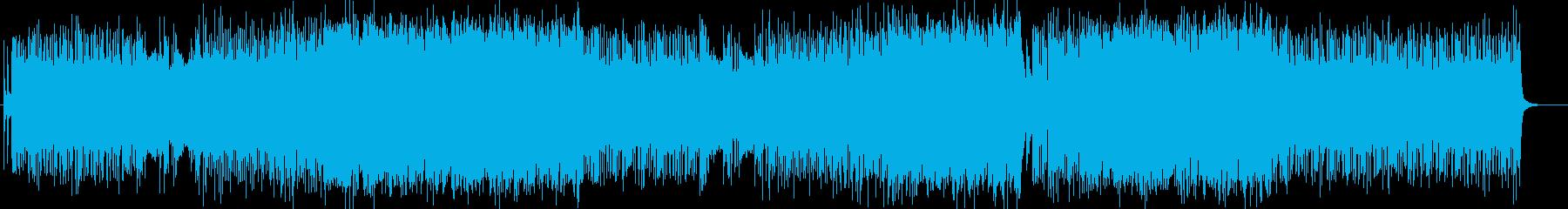 HARDROCK・HEAVY 激 288の再生済みの波形