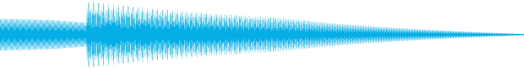正解音 ピローン (クイズ回答風)の再生済みの波形