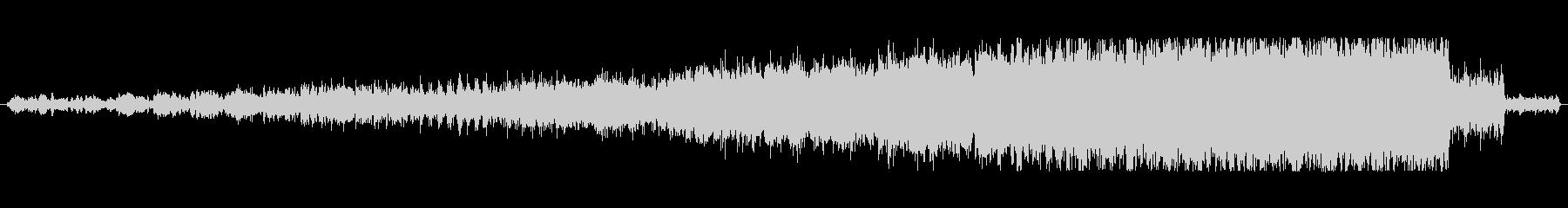 上昇 テープマシンノイズスピンアップ03の未再生の波形