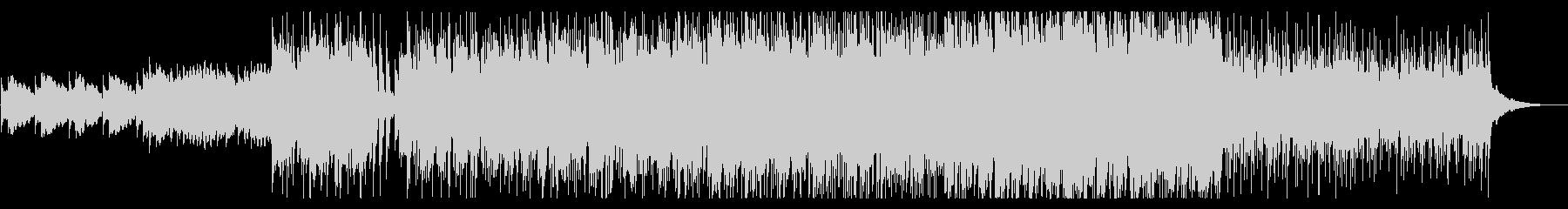 KANTハーモニクスキラキラBGMの未再生の波形