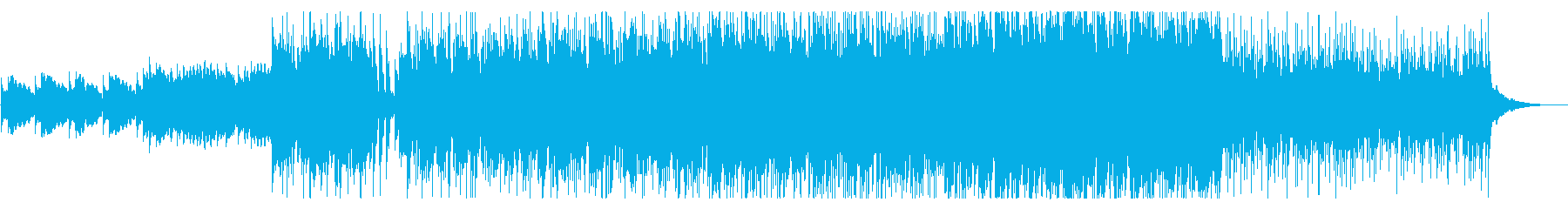 KANTハーモニクスキラキラBGMの再生済みの波形