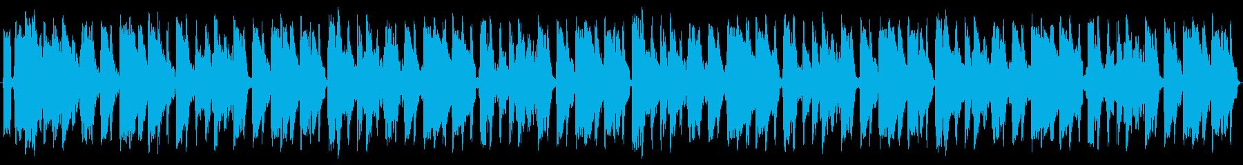 フォナーベッドの再生済みの波形