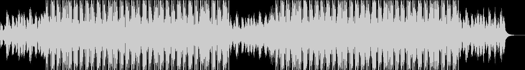 雨 悲しい ヒップホップ ビートの未再生の波形