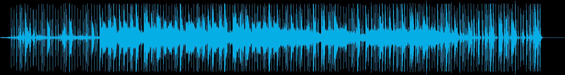 Morning Bird の再生済みの波形