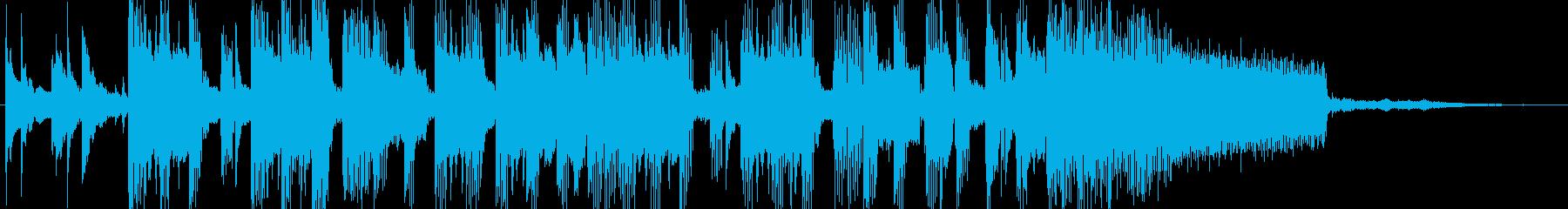 壮大 バンド スイング ポジティブ...の再生済みの波形