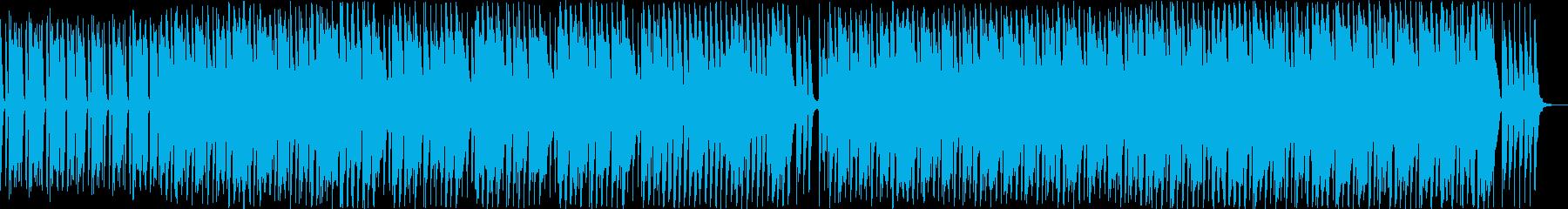 クリスマス 楽しげ エレキギター ...の再生済みの波形
