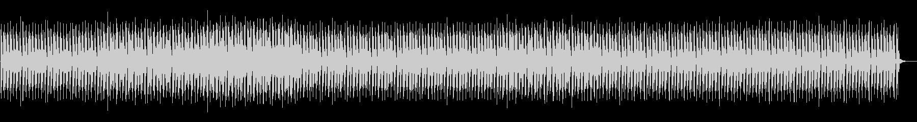 無機質なミニマルテクノ 5の未再生の波形