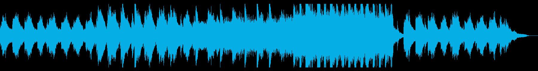 中国語 ポップ C-POP 現代的...の再生済みの波形