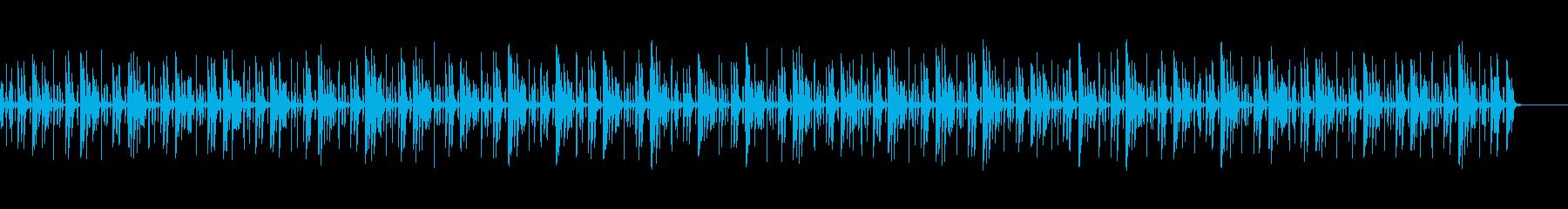ラテンパーカッション 民族調 パターン2の再生済みの波形