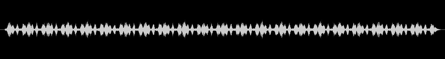 ノイズ クレイジーベイビーバーズ02の未再生の波形