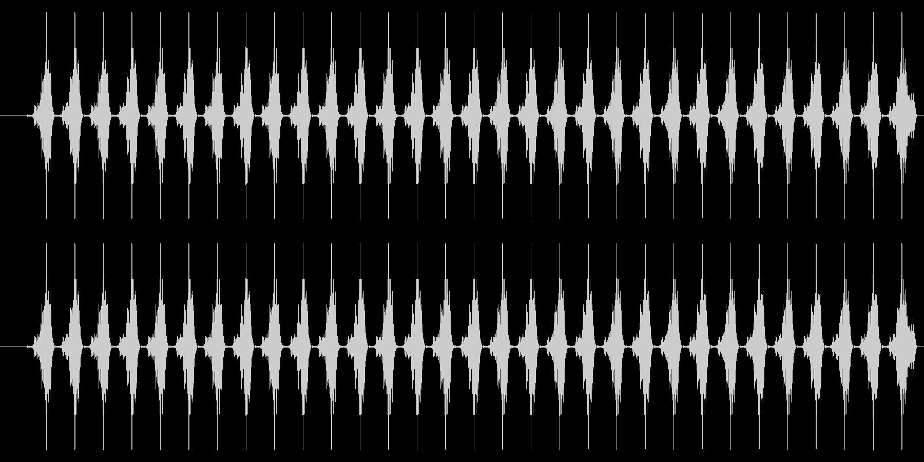 SNES-アクション01-19(メッセーの未再生の波形