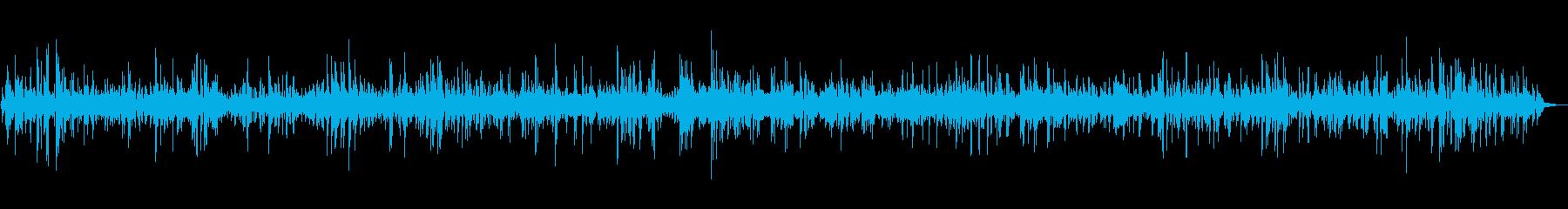 上品で大人の色気漂うジャズBGMの再生済みの波形
