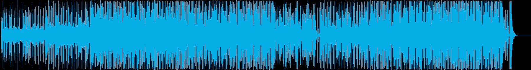 オカリナのアンサンブル!軽快でポップな曲の再生済みの波形